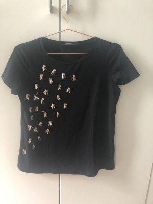 Weekend Max Mara Basic Shirt black