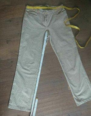 Weekend Max Mara Drainpipe Trousers brown-beige