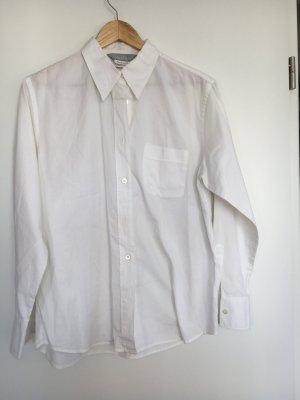 Max Mara weiße Hemdbluse
