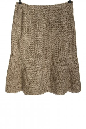 Max Mara Gonna di lana motivo a righe stile casual
