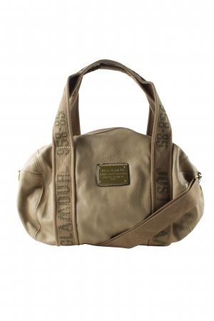 Max Mon Bowling Bag cream-brown casual look