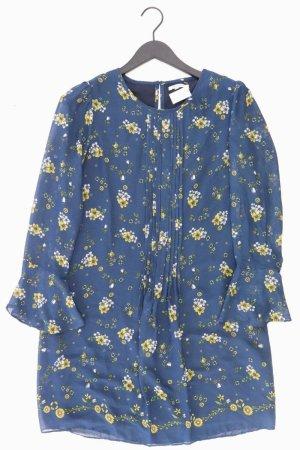 MAX STUDIO Kleid blau Größe S