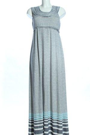 Max Studio Maxi Dress allover print casual look