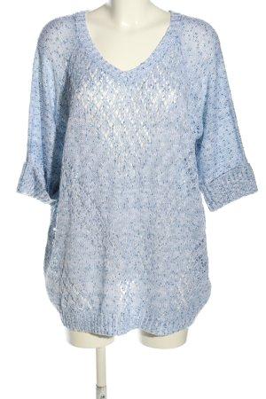 maxi blue. Strickpullover