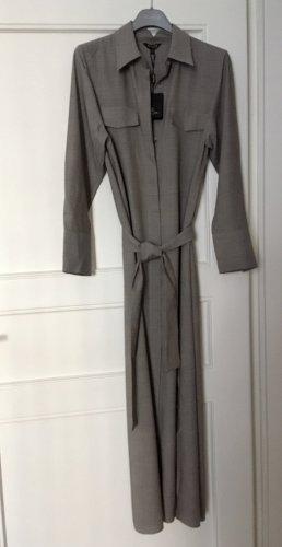 Maxi Hemdblusenkleid von Massimo Dutti