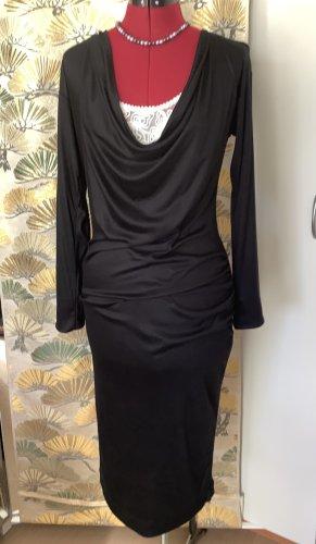 Schumacher Jersey Dress black viscose