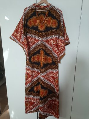 Maxi Kleid Afrikanisch