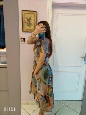 beauty fashion Sukienka plażowa Wielokolorowy