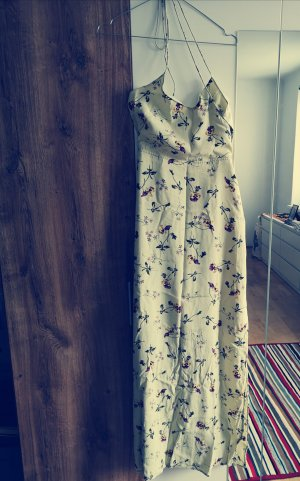 Maxi Kleid Blumen Asos