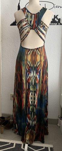 Elissa Robe Hippie multicolore