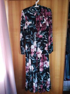 Maxi Kleid mit Allover-Print
