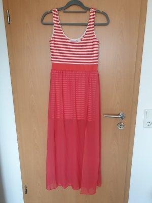 Maxi Kleid mit Beinschlitz Grösse 36