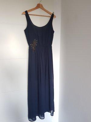 Maxi Kleid mit offenem Rücken ZARA
