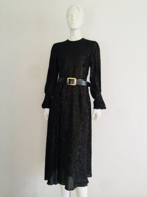 Maxi Kleid & other stories Gr. 34 Black Gold New