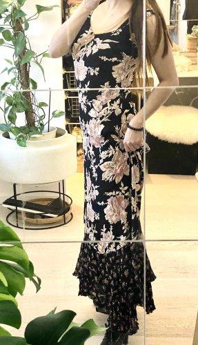 Maxi Kleid Vintage aus Chiffons