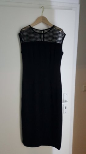 Karl Lagerfeld Maxi abito nero