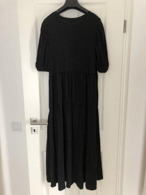 Maxi Kleid von Zara  , Gr.L , schwarz