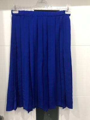 Mango Maxi Skirt blue