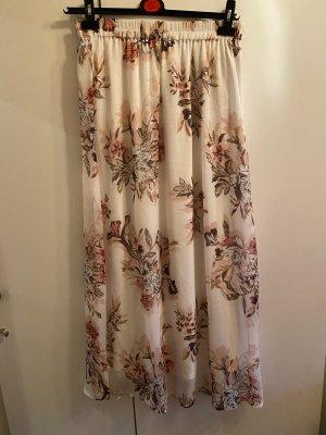 Vero Moda Spódnica maxi biały