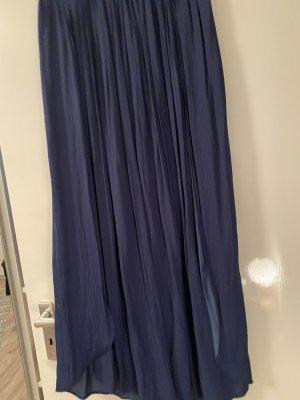 Ann Christine Maxi rok donkerblauw