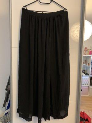 H&M Maxi rok zwart