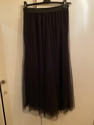 Vero Moda Tulle Skirt black
