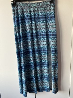 American Eagle Outfitters Maxi gonna multicolore