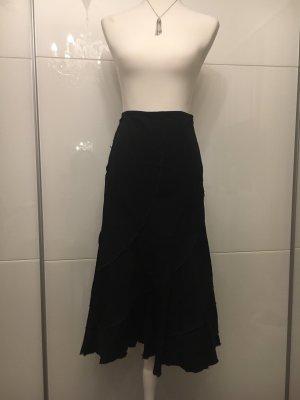 Denim Co. Maxi Skirt black