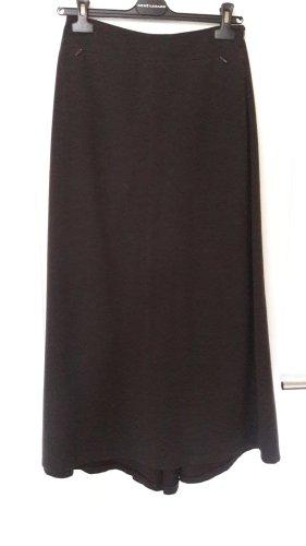 René Lezard Maxi rok zwart bruin