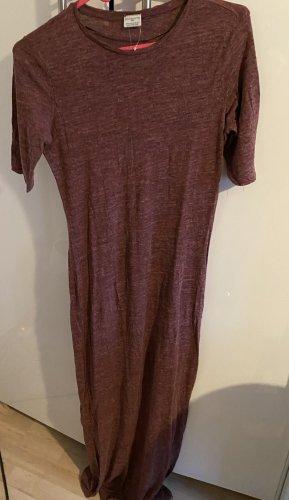 Maxi Shirt Kleid von zara