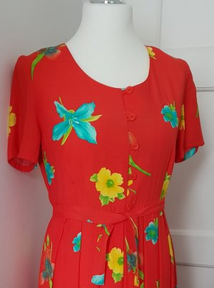 Fabiani Maxi Dress red