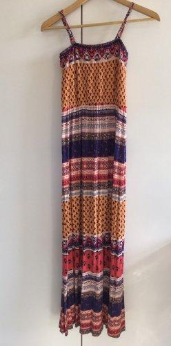 AJC Maxi-jurk veelkleurig