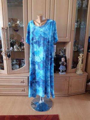 Made in Italy Maxi abito celeste