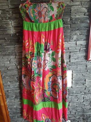 Comma Vestido largo multicolor