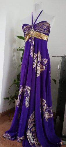 Maxikleid Abendkleid Brautjungfernkleid Gr. 40