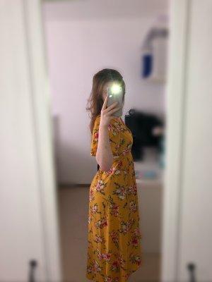 Asos Sukienka maxi Wielokolorowy