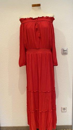 BODY FLIRT Maxi abito rosso