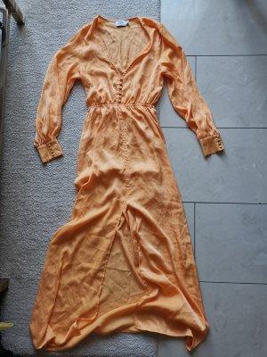 Andrea Hedenstedt x NA-KD Maxi-jurk veelkleurig