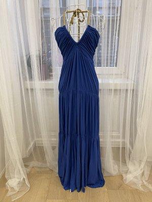 T-Bags Maxi abito blu