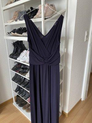Anna Field Maxi-jurk donkerblauw