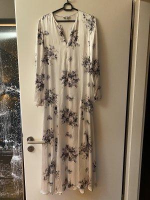 Ganni Maxi-jurk veelkleurig