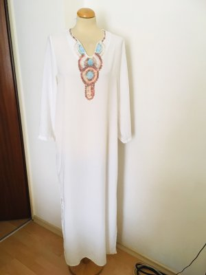 Caftan cream-natural white