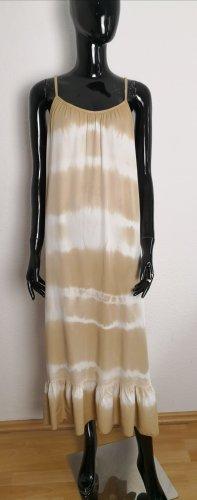 Maxikleid in Batik Muster