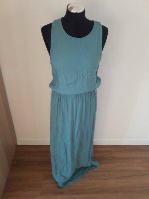 Just Female Maxi abito azzurro-verde-grigio