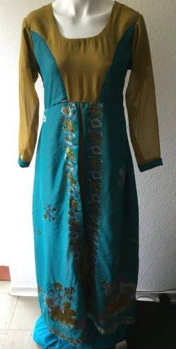 andere Marke Szyfonowa sukienka Wielokolorowy