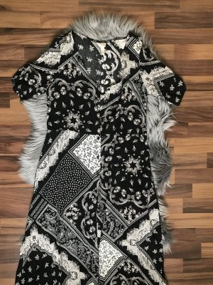 Maxikleid mit Paisly Muster