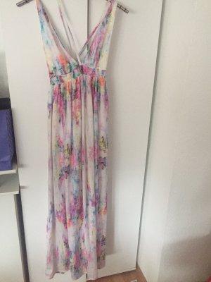 Oh my love Maxi Dress multicolored