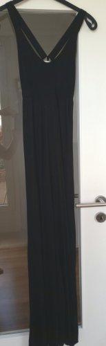 Oysho Maxi abito nero-marrone chiaro Viscosa