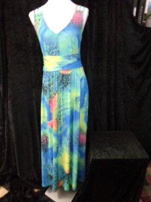 bpc bonprix collection Robe longue multicolore