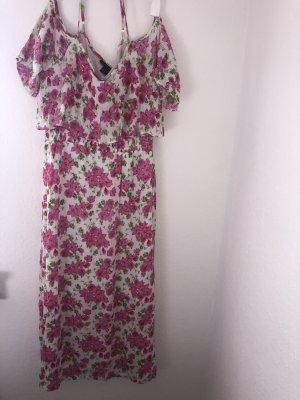 Alisha Maxi-jurk veelkleurig Rayon